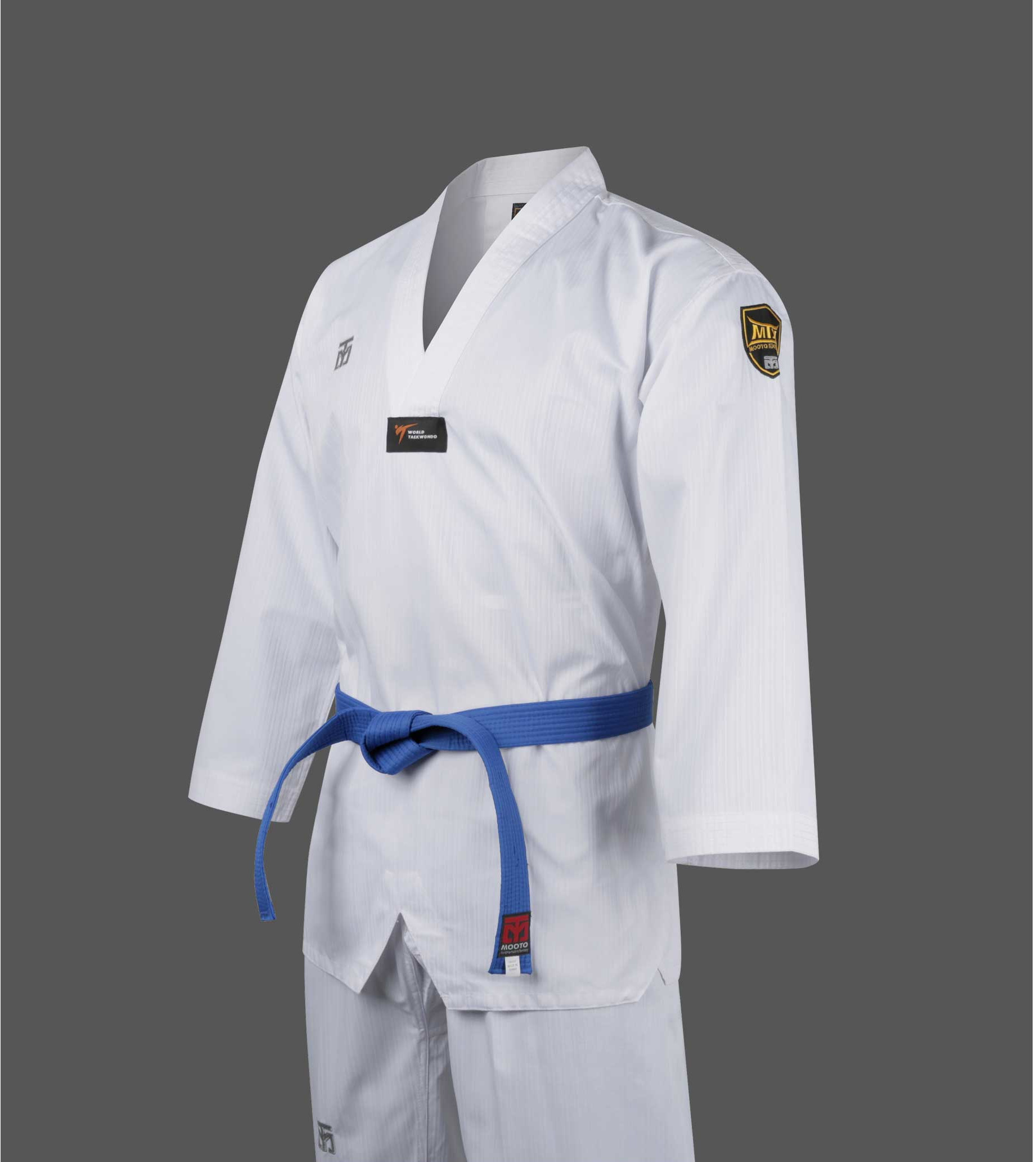 MTX Taekwondo Anzug mit weißem Revers